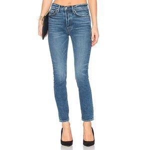 Grlfrnd Karolina High Rise Skinny Jeans NWT